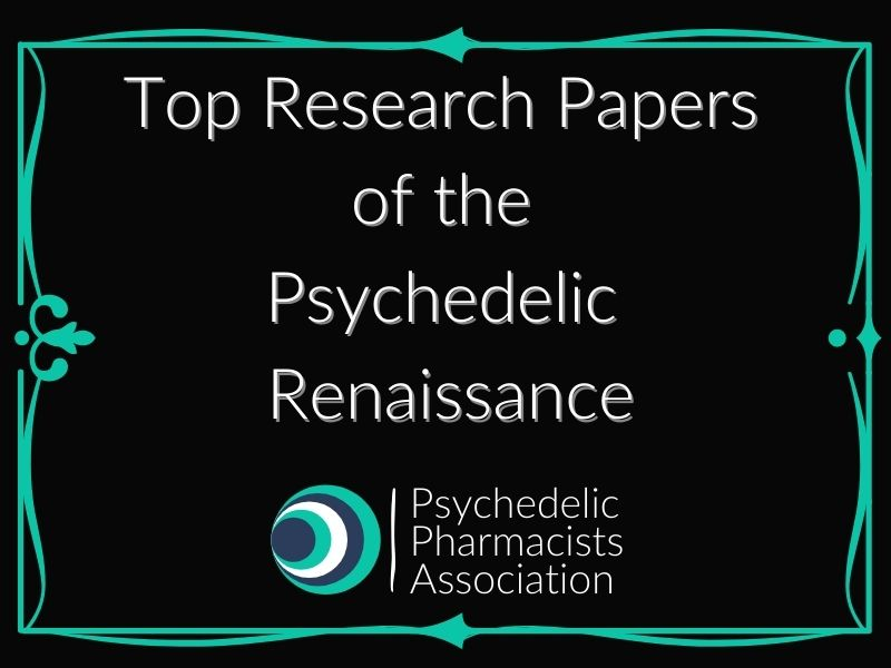 psychedelic research papers